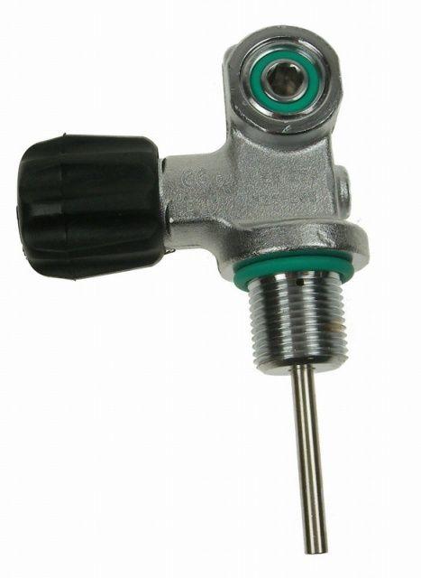Ventil jednoduchý M25x2 kyslíkově čistý mdc