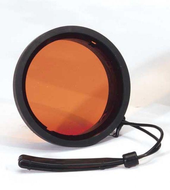 Filtr korekční červený 9.9cm IKELITE