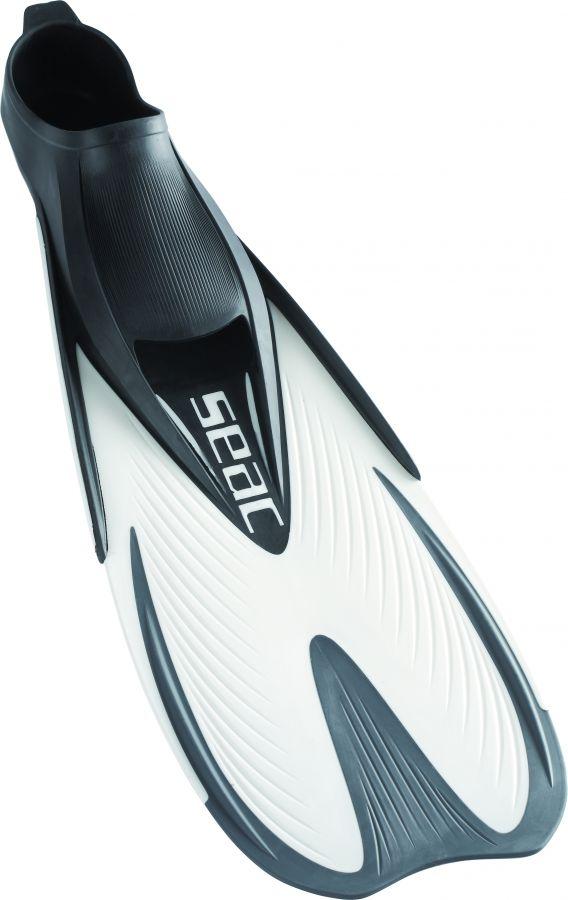 Ploutve SPEED pro šnorchlování a plavání velikost 26 až 35 SEAC SUB