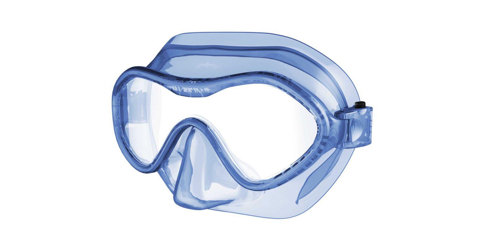 Bezrámečková maska BAIA pro děti 3-6 let SEAC SUB